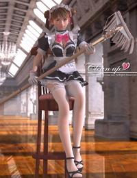 3D CG chicks #1 - part 6