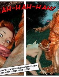 3D Taboo Comics Magic Village - Saving Ramona - part 2