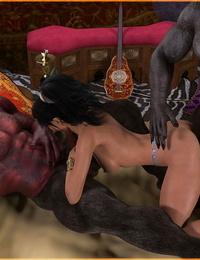 DarkSoul3D Monstrous Gigs - The Djinn - part 2