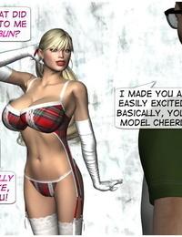 Kara Comet Using Seized Magic for Revenge - part 3