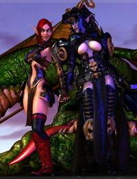 Mongo Bongo Dragon Slayers World of Warcraft