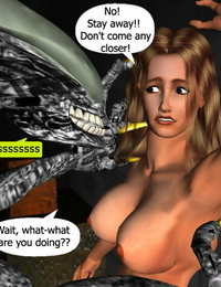 Groade Aliens - The New Breed Aliens - part 2