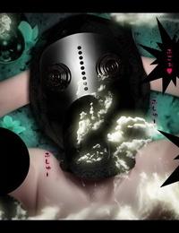 Digital Graffiti Dog of Nosferatu - part 3