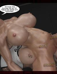 Joos3dart Gym Bunny Comic and Moist - part 2