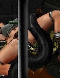 Lara Croft - Tomb raider Best of E - Hentai - part 3