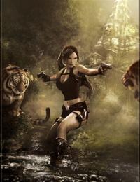 Lara Croft - Tomb raider Finest of E - Hentai - part 4