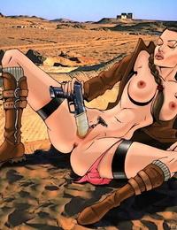 Lara Croft - Tomb raider Best of E - Hentai - part 7