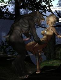 Werewolf romp