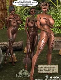 The Creature Creator - Jungle Amazons - part 3