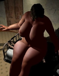 plumper ginormous and giantess woman - part 3