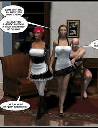 Misadventures os sissy 1-2 - part 3