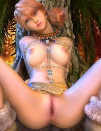 Final fantasy 3D