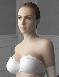 3D CG sweetie