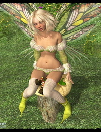 Another cute pixie face-sitting