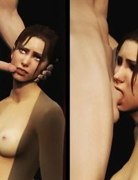 Fugtrup 3D Snatch & Gifs - part 3