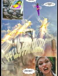 Mitru Institute of Delicious Torment for Super Heroines #1-6 + Xmas 2016 Sensational - part 3