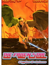Shinra-Kun The Fallen Starlet Ch. 3 - Inferno