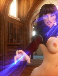 Lord Kvento Lewd Sorceress - part 3