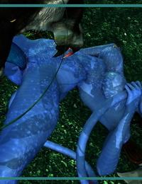 Mongo Bongo Navi and the Thanator Avatar