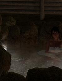 kunimasa Open-Air Bath - part 2