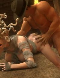 Namijir The Adventures of John Snake: Medusa - part 3