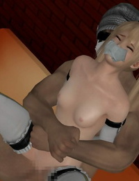 omayim Marie Rose Set Dead or Alive - part 2