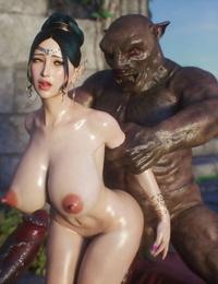 Elf Slave 2 - Main set Jared999D - part 5