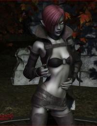 Vaesark Dark Elf Assassin