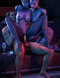 Huggybears Mass Effect Coochie