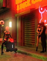 Gazukull – Vampire Cyberhookers 2069 - part 3