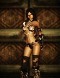 Ladies of Skyrim #6 - part 3