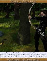 Oksana the Bandit Goddess - Part One - part 5