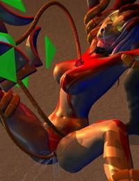3Dultrawoman