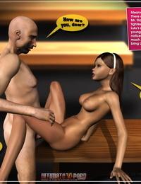 Ultimate 3D Porn Naïve Lulu - part 4