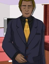 Circle Yuki Akutoku Salesman -Gangu no Toriko ni Ochita Hitozuma-