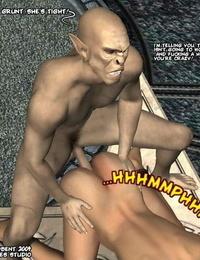 Beyondbent The Misadventures of Lara Croft - Vignette 1: What Lies Beneath - part 2