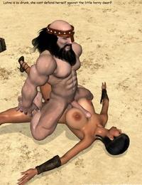 Desert of Brea - part 3