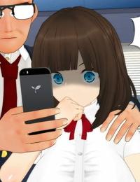 Zokubutsu Saimin Choukyou NTR Sono 2