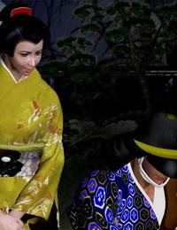 kasasagi Kurutta Kajitsu - part 2