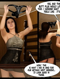 3D BDSM Dungeon The Hookup Shop Story: Dont Toy With Faux-cocks - part 2