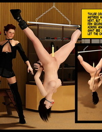 3D BDSM Basement The Sex Shop Story: Dont Plaything With Dildos - part 3
