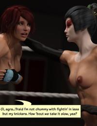 Squarepeg3D The F.U.T.A. - Season 01- Match 01 - Cait O Malley vs The Fox