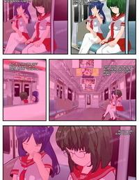 Henshin-san Bimboville 2: The Incredibly Silly Sequel