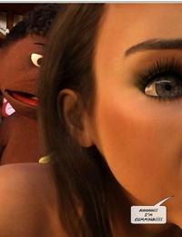 Sexy3dComics The Puppet Display - part 3