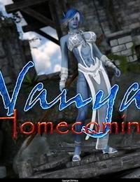 Nova Vanya - Homecoming