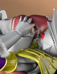 Absinthe Mari to King no Jouji Ultraman - part 2