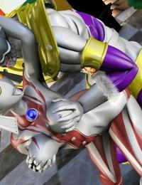 Absinthe Mari to King no Jouji Ultraman - part 3