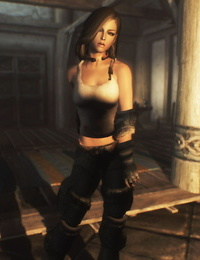 Girls of Skyrim #2 - part 6