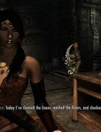 Girls of Skyrim #2 - part 7