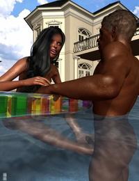 Kunimasa - Pool Girl - part 4